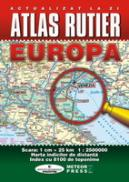 Atlas rutier Europa - Istituto Geografico De AGOSTINI