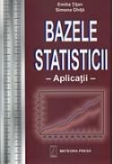 Bazele statisticii -aplicatii- - Emilia Titan, Simona Ghita