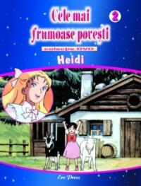 Cele mai frumoase povesti - DVD nr. 2 - Heidi - In colaborare cu Istituto Geografico De Agostini