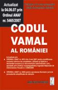 Codul vamal al Romaniei - Culegere de acte normative
