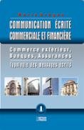 Communication ecrite commerciale et financiere - Maria Dragan