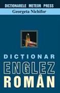 Dictionar englez-roman - Georgeta Nichifor