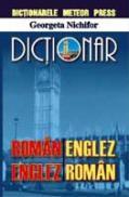 Dictionar roman-englez, englez-roman - Georgeta Nichifor