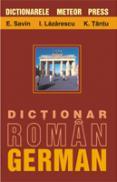 Dictionar roman-german - Ioan Lazarescu