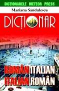 Dictionar roman-italian, italian-roman - Mariana Sandulescu