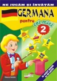 Germana pentru cei mici nr. 2 - Raluca Sadula