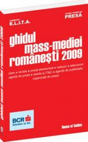 Ghidul mass-mediei romanesti 2009 -