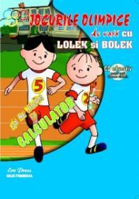 Jocurile Olimpice de vara cu Lolek si Bolek -