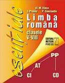 Limba romana clasele V-VIII - St. M. Ilinca, I. Prodea, P. Constantin