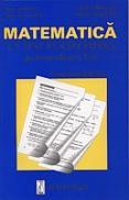 Matematica - un test pe saptamana - clasa a V-a, semestrul al II-lea - Marian Badoi, Mariana Iancu, Tudor Diaconu, Doru Savulescu