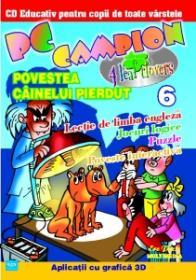 PC Campion - nr. 06 - Povestea cainelui pierdut -