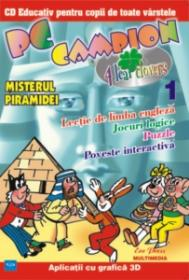 Pc Campion nr. 01 - Misterul Piramidei -