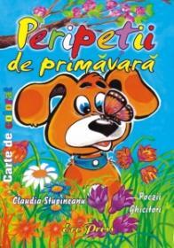 Peripetii de primavara - Claudia Stupineanu