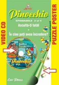 Pinocchio - Episoadele 3 si 4 -