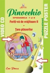 Pinocchio - Episoadele 7 si 8 -
