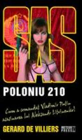 SAS. Poloniu 210 -  Gerard de Villiers