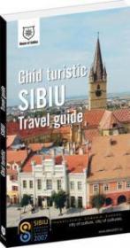 Sibiu - Ghid Turistic (franceza/germana) -