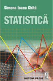 Statistica - Simona Ioana Ghita