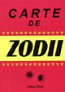 Carte de zodii - ***