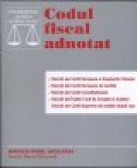 Codul fiscal adnotat - Madalin Irinel Niculeasa
