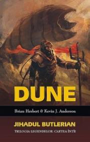 DUNE - Jihadul Butlerian - Brian Herbert, Kevin J. Anderson
