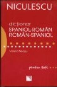 Dictionar Spaniol - Roman Roman - Spaniol pentru toti - Valeria Neagu