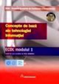 ECDL modul 1 - concepte de baza ale tehnologiei informatiei -