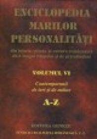 Enciclopedia marilor personalitati vol 6 - Cristian Petru, Nicoleta Palade Si Mari-Luiza Vaduva