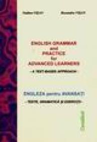 Engleza pentru avansati - Nadina Visan, Ruxandra Visan