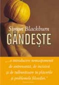 Gandeste - Simon Blackburn