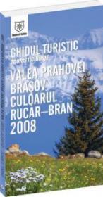 Ghidul Turistic Valea Prahovei, Brasov, Culoarul Rucar-Bran - ***