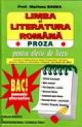 Limba si literatura romana pentru elevii de liceu, BAC. - Mariana Badea