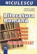 Literatura romana-subiecte rezolvate pentru proba orala bacalaureat - Mioara Coltea, Dorica Boltasu