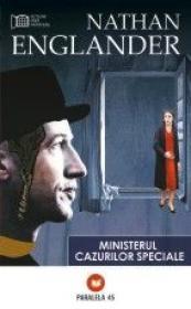 MINISTERUL CAZURILOR SPECIALE - ENGLANDER, Nathan