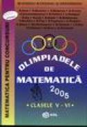 Olimpiadele de matematica 2005 clasele V-Vi - M.ghergu, M.perianu, St.smarandoiu