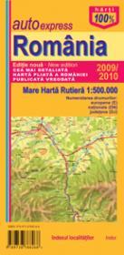 Romania. Marea Harta Rutiera - ***