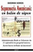 Suprematia Americana : Un balon de sapun - George Soros