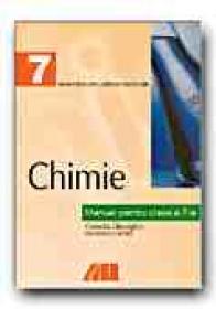 Chimie. Manual Pentru Clasa A Vii-a - GHEORGHIU Cornelia
