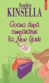 Goana dupa cumparaturi la New York - Sophie Kinsella