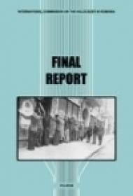 International Commission on the Holocaust in Romania – Final Report - Radu Ioanid, Tuvia Friling, Mihail E. Ionescu