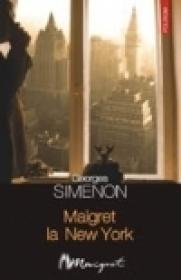 Maigret la New York - Georges Simenon