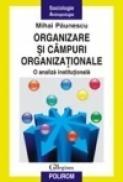 Organizare si cimpuri organizationale. O analiza institutionala - Mihai Paunescu