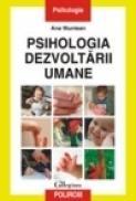 Psihologia dezvoltarii umane - Ana Muntean