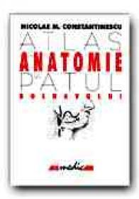 Atlas De Anatomie La Patul Bolnavului - CONSTANTINESCU Nicolae M.