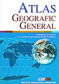 Atlas Geografic General - DE AGOSTINI Istituto Geografico