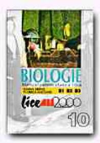 Biologie (b1,b2,b3). Manual Pentru Clasa A X-a  - ARINIS Ioana, MACOVEI Florica