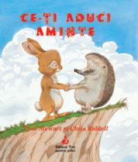 Ce-ti aduci aminte (pentru copii intre 4 si 10 ani) - Paul Stewart, Chriss Riddell