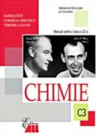 Chimie(c3). Manual Pentru Clasa  A Xi-a - Sanda Fatu, Cornelia Grecescu, Veronica David