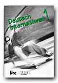 Deutsch International 1. Caiet De Exercitii Pentru  Limba Germana (uebungsheft) - Clasa A Ix-a  - WEIGMANN Juergen, BIELER Karl Heinz, SCHENK Sylvie, Trad. si adapt. FLOREA Silvia, GHEORGHE Adriana