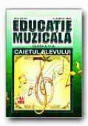 Educatie Muzicala. Caietul Elevului -clasa A Iv-a - HINTEA Nita, ORZA Elisabeta